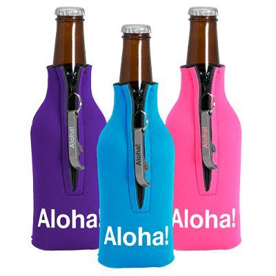 Zipper Bottle Opener Ha0293 numo zippered bottle coolie with imprinted bottle opener