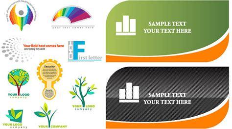 3d card template ai logo templates free vector 79 918 free vector