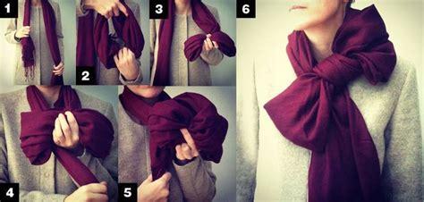 como usar la bufanda una forma diferente linda de usar pashmina full