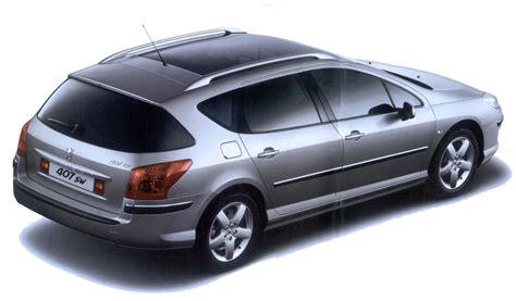 peugeot 407 sw 2007 peugeot 407 sw 1 6 hdi related infomation