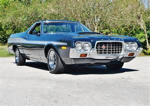 1972 For Sale 1972 Ford Ranchero Gt For Sale