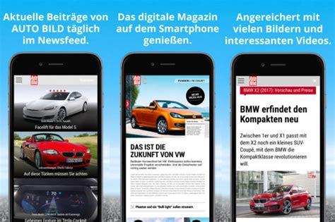 Auto Bild App by Auto Bild App Eine App F 252 R Tablet Und Smartphone