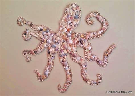 Seashell Bathroom Ideas octopus seahorse and sea turtle wall art stained glass