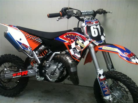 2011 Ktm 65 Sx 2011 Ktm 65 Sx Pic 7 Onlymotorbikes