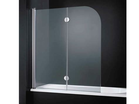 pareti per vasca da bagno parete per vasca con apertura a soffietto light d06 by
