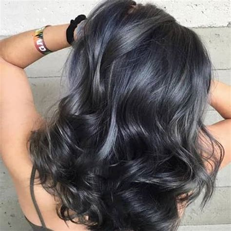 gray hair color shades how to wear the grey hair trend in 2018 plus 19 stylish looks