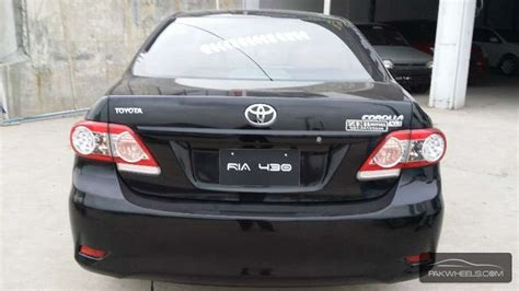 Toyota Corolla Limited Edition 2013 Toyota Corolla Xli Vvti Limited Edition 2013 For Sale In