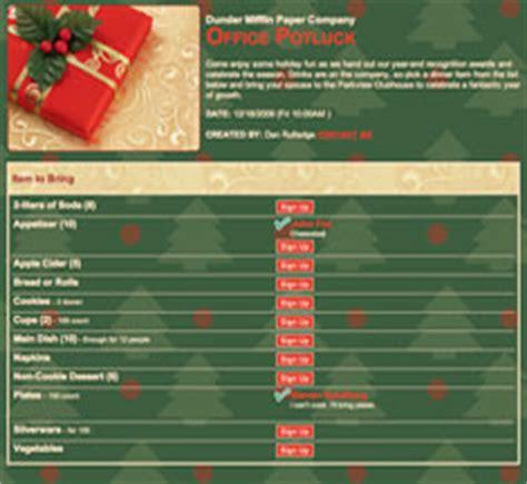 christmas potluck sign up sheet potluck sign up sheet new calendar template site