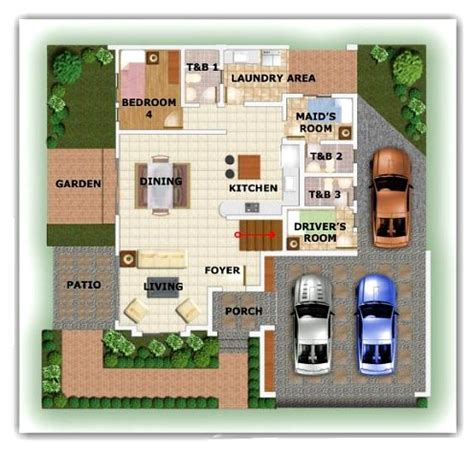 philippine house design with floor plan 28 images