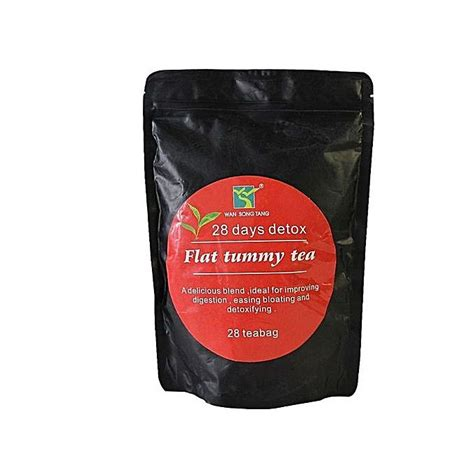 28 Days Detox Tea Nigeria by Buy Flat Tummy Tea 28 Days Detox Tea Best Prices