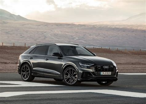 Audi Q8 Black by 2020 Audi Q8 Release Date And Price Auto Suv 2019 2020