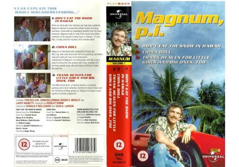 magnum p i china doll magnum p i don t eat the snow in hawaii china doll