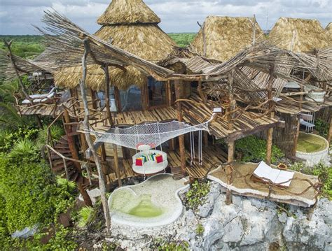 treehouse honeymoon book azulik hotel tulum mexico hotels