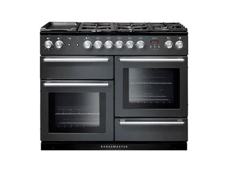 Unusual Kettles And Toasters Rangemaster Nex110dffslc 106090 Range Cooker Review Which