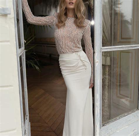 hochzeitskleid israelische designerin brautmoden trends 2018 dieses kleid k 246 nnte meghan markle