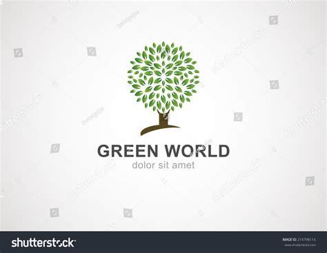 Green Circle Tree Vector Logo Design Template Garden Or Ecology Icon 214798114 Shutterstock Green Circle Tree Vector Logo Design Stock Vector 235140895