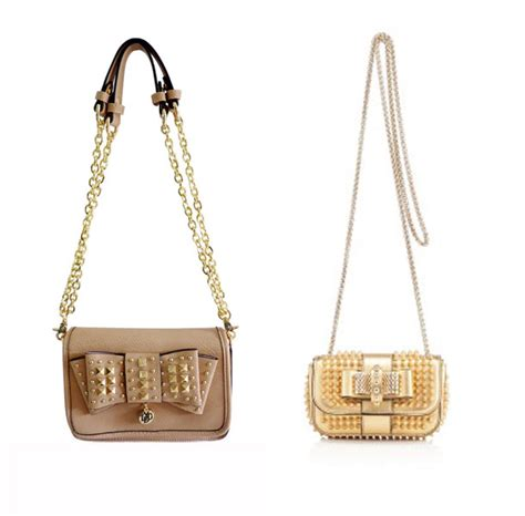 Evas Fashionable And Charitable Bag by Christian Louboutin Sweet Charity Bag Get The Look