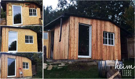 gartenhaus renovieren gartenhaus selber bauen aus holz