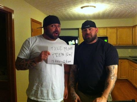 advice from jim wendler and jason pegg take more tren