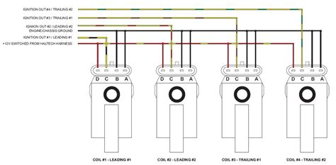 3 wire ignition coil wiring diagram get free image about