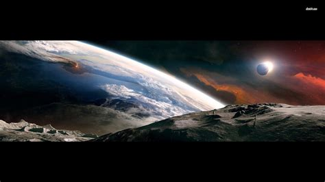 wallpaper of earth from space earth from space wallpaper widescreen wallpapersafari