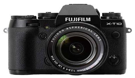 Kamera Mirrorless Fujifilm Type Xt10 fujifilm x t10 rumors same sensor as fuji x t1 with less