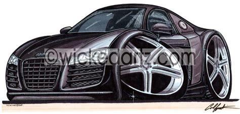 cartoon audi r8 racing cartoon cars circuit diagram maker