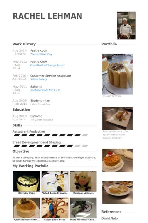 cuisinier exemple de cv base de donn 233 es des cv de visualcv