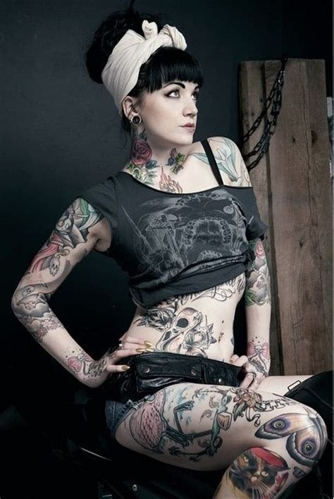 tattoo full body model 146 best images about suicide girls on pinterest sexy