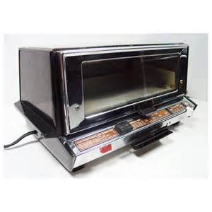 toaster oven mid century modern general by happybluemoon
