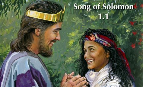Song Of The the ultimate song song of solomon 1 1 the bible meditator