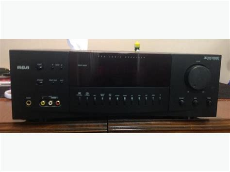rca pro logic receiver home theater system saanich