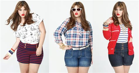 Forever 21s Luxe Big Twelve By Twelve Is Here by Migg Mag Fatkinis And The Rise Of Plus Size