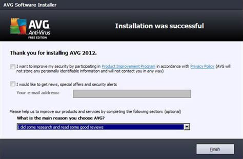 Free AVG Antivirus Download Review