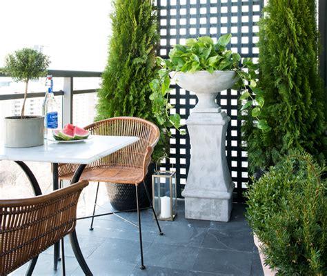 beautiful homes decorating ideas sophisticated condo balcony