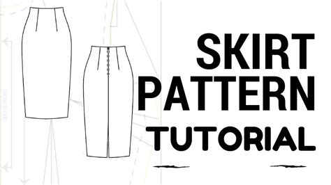 pattern j youtube diy skirt skirt pattern tutorial youtube