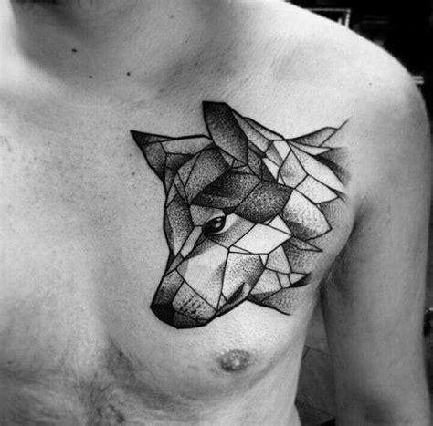 geometric tattoos original and creative ideas based on
