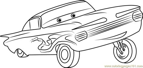 coloring pages cars pdf ramone coloring page free cars coloring pages