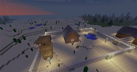 crafting dead map the crafting dead survival map minecraft project