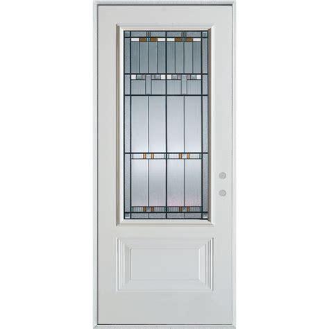 24 inch exterior door home depot stanley doors 37 375 in x 82 375 in architectural 3 4