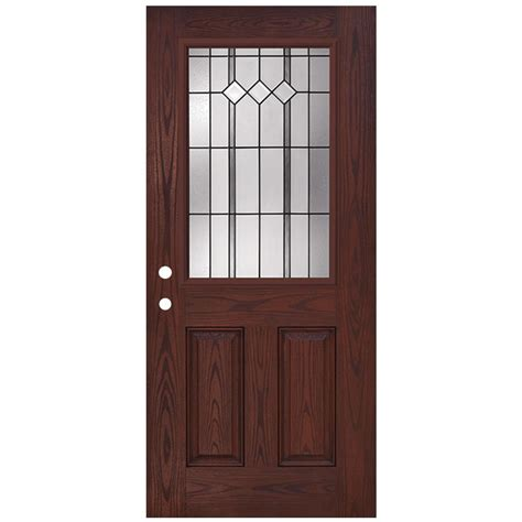 Single Exterior Glass Doors Single Exterior Door