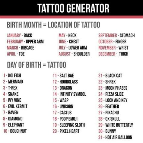 tattoo store name generator 230 best name games birthday scenarios images on