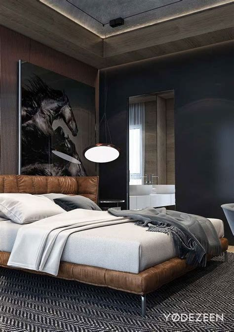 mens bedroom decor best 25 masculine bedrooms ideas on pinterest masculine