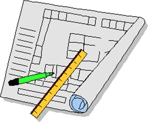 free floor plan clip art blueprint clipart