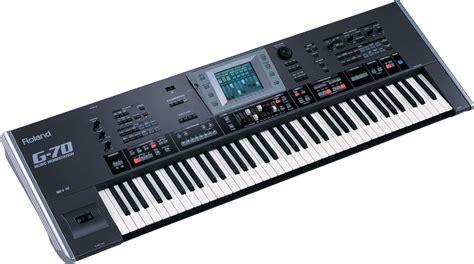 Keyboard Roland roland g 70 workstation