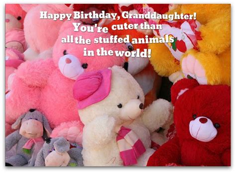 Happy Birthday Wishes To My Granddaughter Happy Birthday Granddaughter Quotes Quotesgram