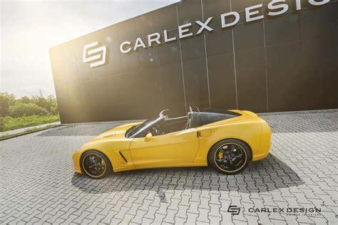 c6 corvette upgrades carlex design creates top shelf interior and exterior