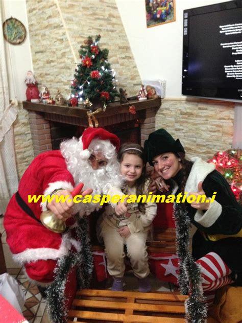 babbo natale a domicilio napoli babbo natale consegna di babbo natale a casa elfo a