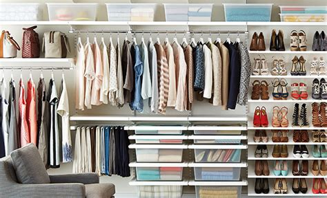 The Closet by Closet Organizers Closet Storage Clothing Storage The