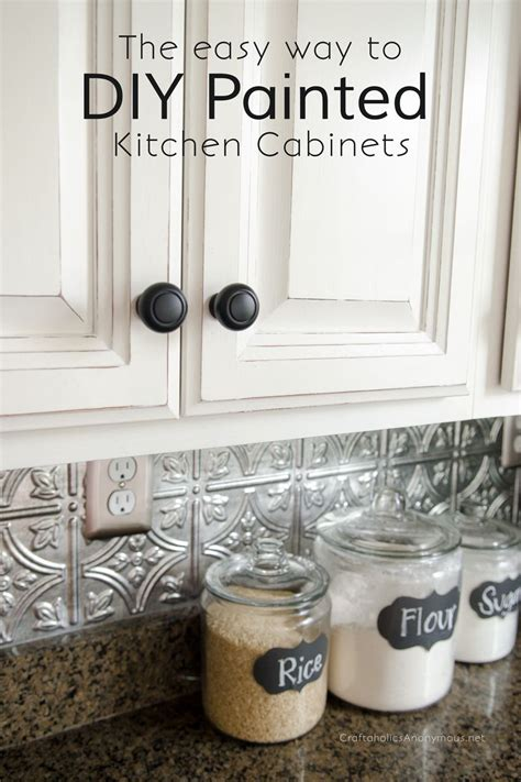 How To Paint Kitchen Cabinets With Chalk Paint Cherry